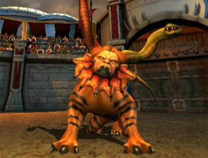 Rage of the Gladiator (WiiWare) Review