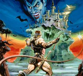 Castlevania: The Adventure Rebirth (WiiWare) Review