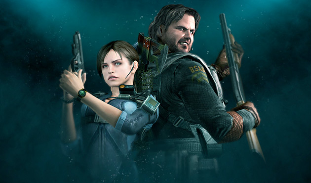 Wii U Features Revealed in new Resident Evil Revelations Trailer