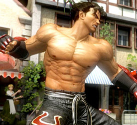 Australian Classification Board Rates Unknown Tekken Revolution