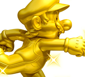 E3 2012 New Super Mario Bros 2 Goes For Gold With New
