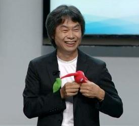 Pikmin animated shorts on the way, directed by Shigeru Miyamoto