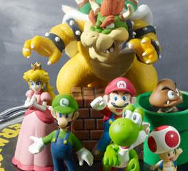 New Club Nintendo goodies for Japan