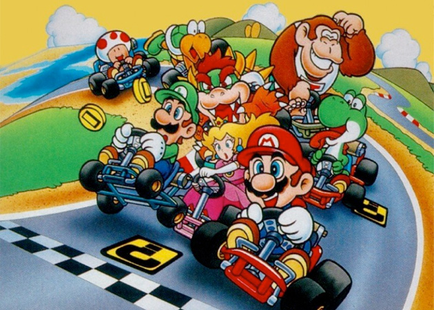 Mario Kart Is 20 Years Old Today Here S Our Best Memories Vooks