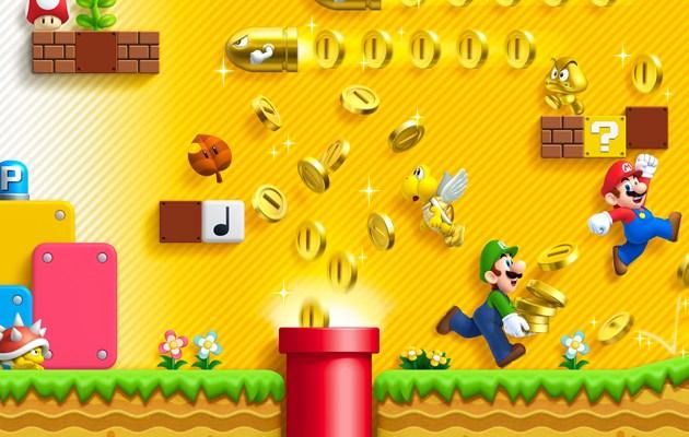 New Super Mario Bros. 2 (3DS) Review
