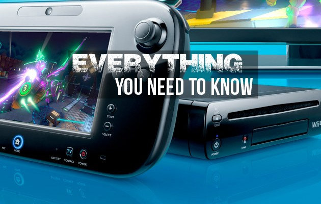 Wii U FAQ and Buyers Guide – Everything You Need To Know