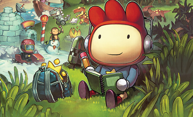 Scribblenauts Unlimited (Wii U) Review