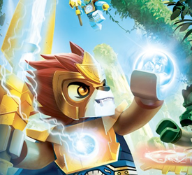 Check out LEGO Legends of Chima in Action