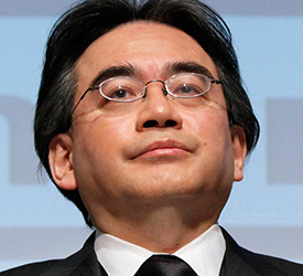 """We are to blame"" for lagging Wii U sales – Iwata"