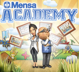 Mensa Academy Review (3DS)