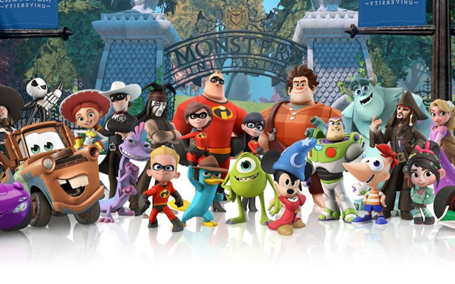Disney Infinity (3DS) Review