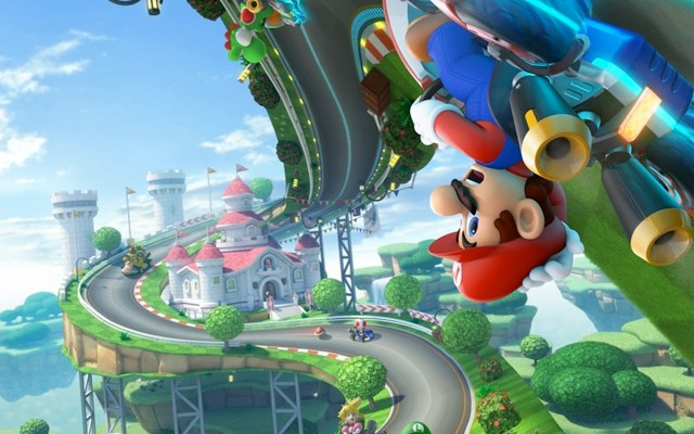 Mario Kart TV goes mobile with smartphone app for Mario Kart 8