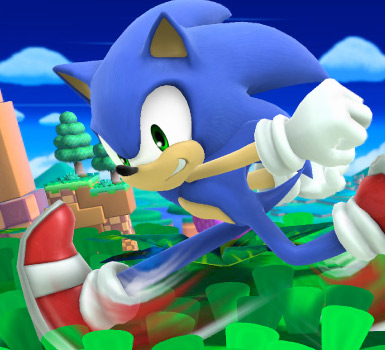 Sonic the Hedgehog confirmed for Super Smash Bros for Wii U and 3DS