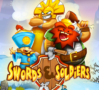 Swords & Soldiers HD hits the Wii U shop on May 22nd