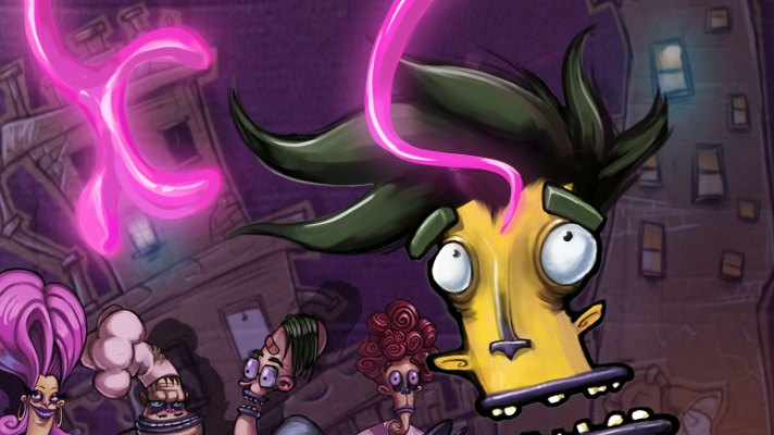 Stick it to the Man (Wii U eShop) Review