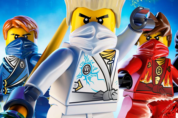 LEGO Ninjago: Nindroids (3DS) Review
