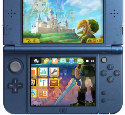 More exclusive games planned for the new 3DS models   Vooks More exclusive games planned for the new 3DS models