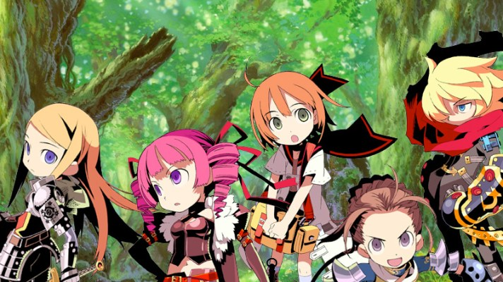 Etrian Odyssey II being remade and heading to 3DS in Japan