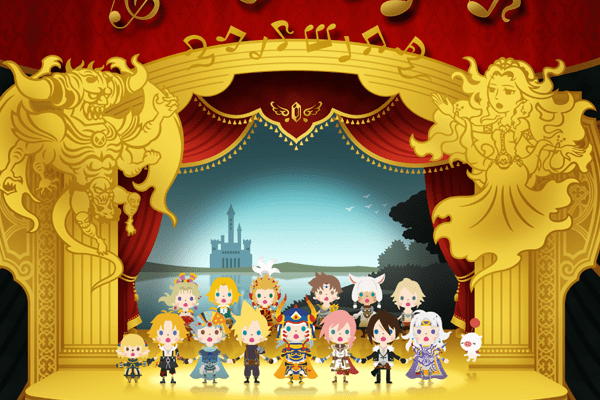 Theatrhythm Final Fantasy: Curtain Call (3DS) Review