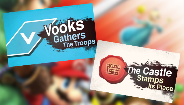 Tournament: Vooks VS Another Castle in Super Smash Bros. for 3DS