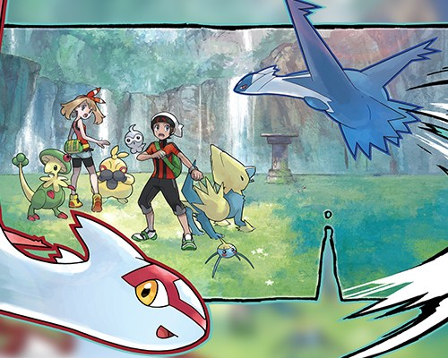 Second Omega Ruby and Alpha Sapphire Eon Ticket distribution announced for Australia