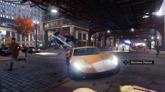 Watch Dogs Wii U - Drive