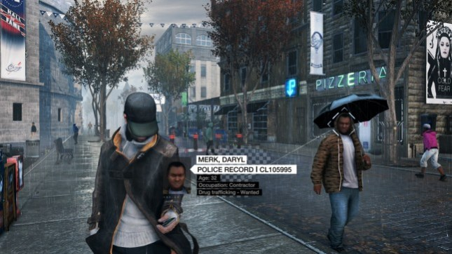 Watch Dogs Wii U - Street