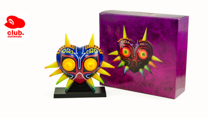 Majora's Mask could light up your room if you have the stars
