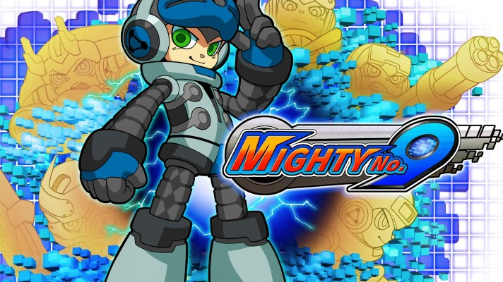The Nintendo 3DS version of Mighty No. 9 is still coming