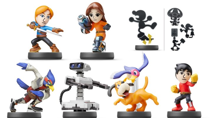 Latest wave of amiibo set for release in Australia on September 26th