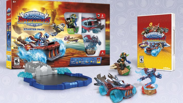 Skylanders SuperChargers flying and racing its way to release this September
