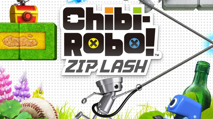 A platforming we will go: Hands on with Chibi-Robo Zip Lash!