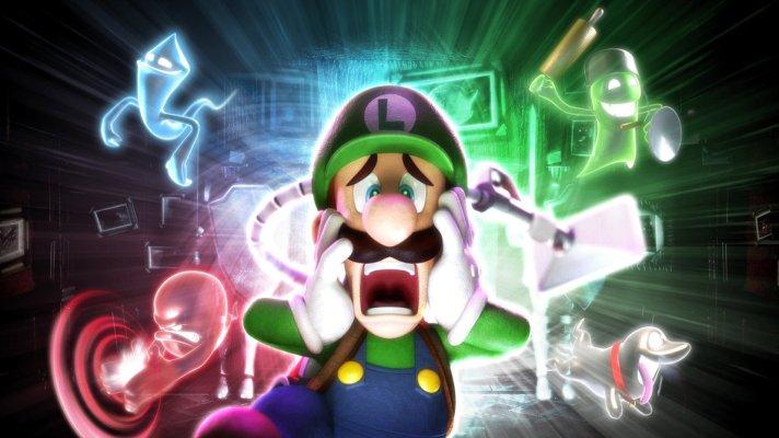 Luigi's Mansion 2 Diorama returns to Club Nintendo Australia (Update: Gone)