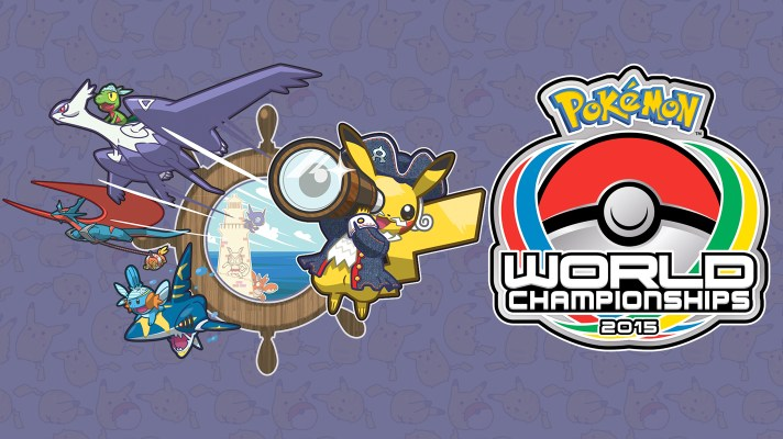 Watch the 2015 Pokemon World Championships this weekend