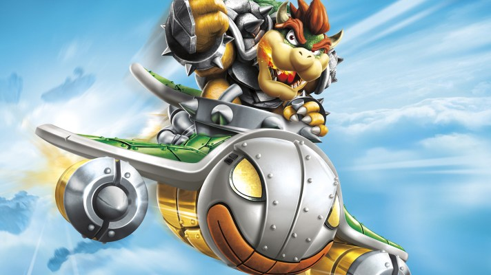 Skylanders Superchargers: Racing (3DS, Wii) Review