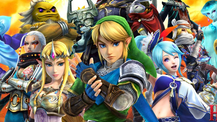Hyrule Warriors Legends only supports 3D on the New 3DS
