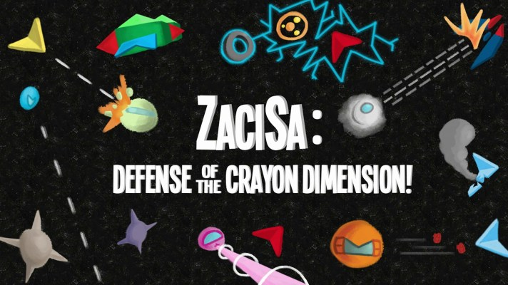 ZaciSa: Defense of the Crayon Dimension to be among the first IARC eShop titles