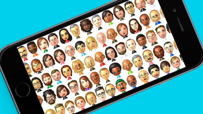 Screenshot of Nintendo's Miitomo First Smartphone 'Game' Out by March 2016