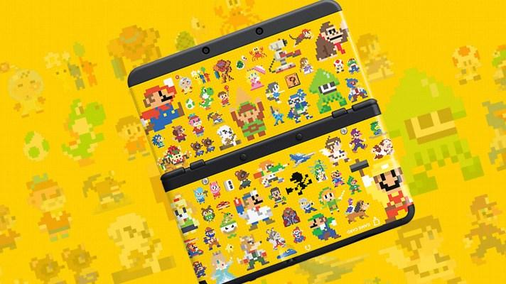 Super Mario Maker pixel art cover-plate comes to Australia in November