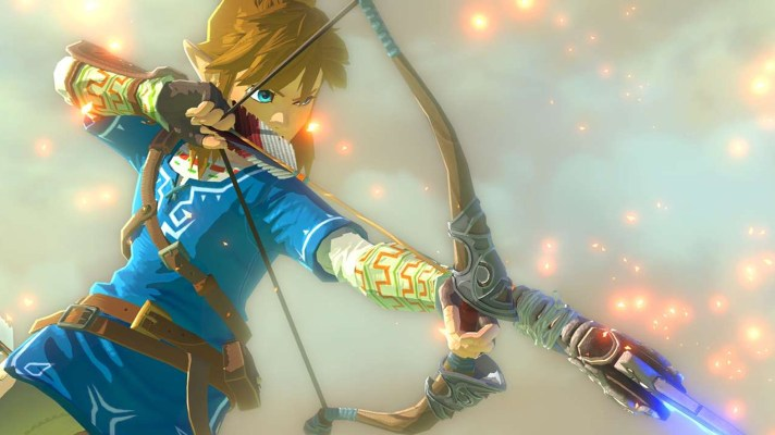 The Legend of Zelda delayed into 2017, coming to both Wii U and NX