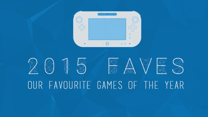Our Favourite Games of 2015: Wii U Edition