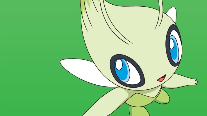 Celebi available to download from today until March 24th