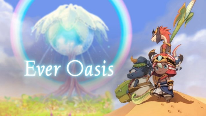 Ever Oasis is a new-IP RPG from Grezzo for Nintendo 3DS