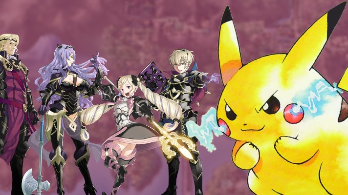 Pokémon nearly crossed over with Fire Emblem, became Tokyo Mirage Sessions #FE instead