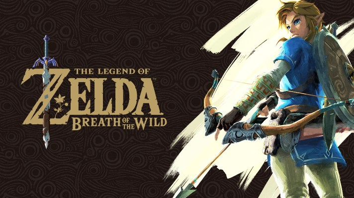 A new Trailer for Breath of the Wild – With more to come