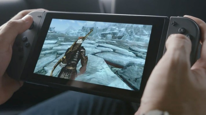 Nintendo: Don't Assume Switch Reveal Shows Game Footage