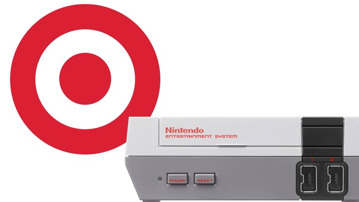 Nintendo Classic Mini: NES and controllers return to Target once again