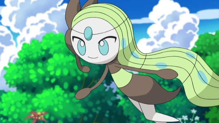 Meloetta is your final mythical Pokemon for 2016
