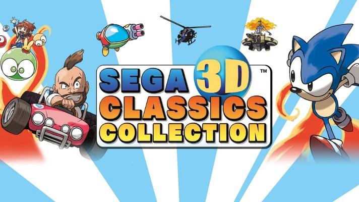 Sega 3D Classics Collection Review