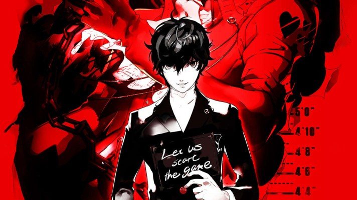 Persona 5 will not be coming to the Switch